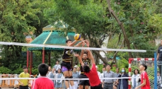 Inter-house Volleyball Competition