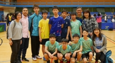 Inter-school Badminton Competition 2018-2019