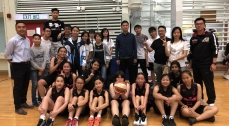 Inter-school Basketball Competition 2018-2019